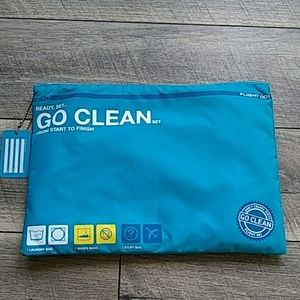 flight 001 Go Clean travel bags